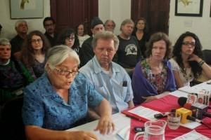 Delegación SOAWatch 2014 a Guatemala